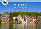 Website design client, Town of Stonington
